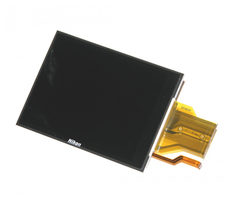 Nikon Coolpix S8000 Digital Camera LCD screen with Backlight & Window- Repair Parts