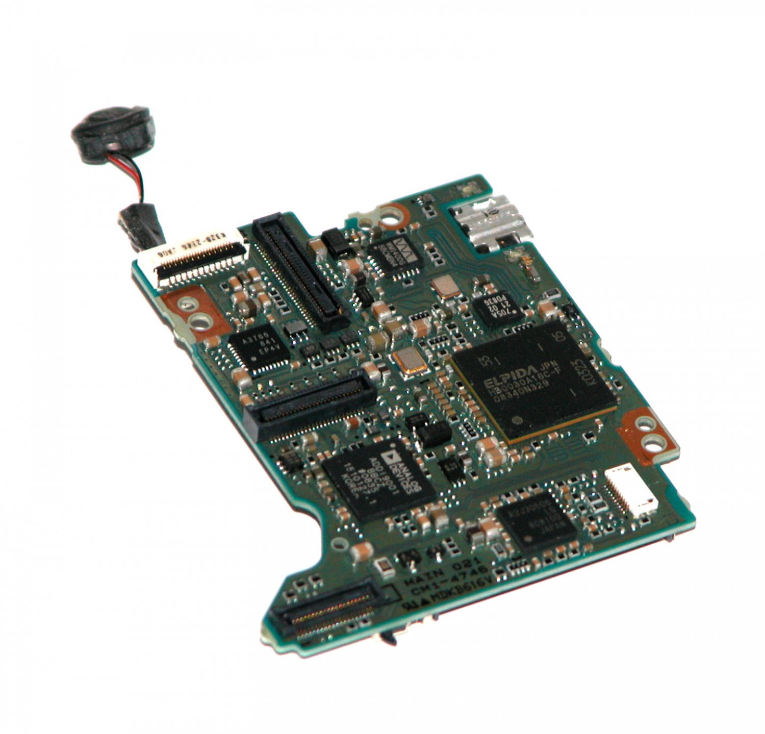 Canon Powershot SD990 IS Main System Board - Repair Parts