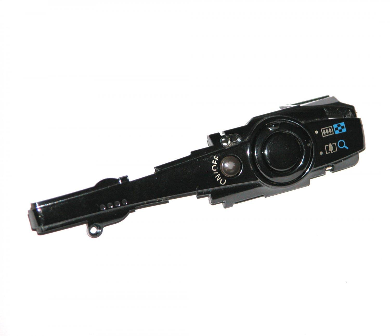 Canon Powershot SD990 Top Panel w/Zoom (Black) - Repair Parts