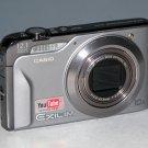 Casio Exilim EX-H10 12.1MP Digital Camera - Silver  #0445