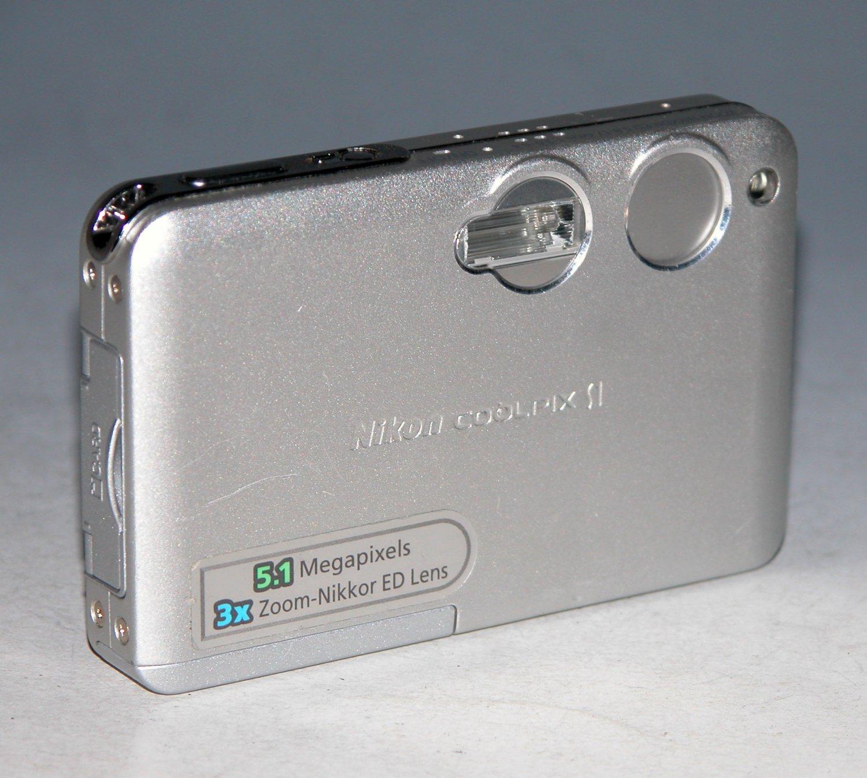Nikon COOLPIX S1 5.1MP Digital Camera # 9974