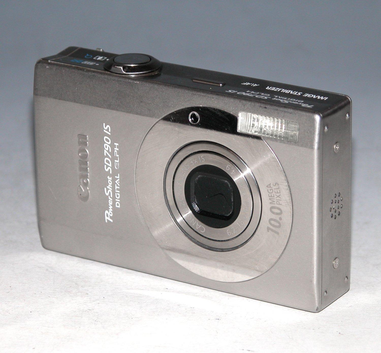 Canon PowerShot Digital ELPH SD790 IS 10.0MP Digital Camera #0774