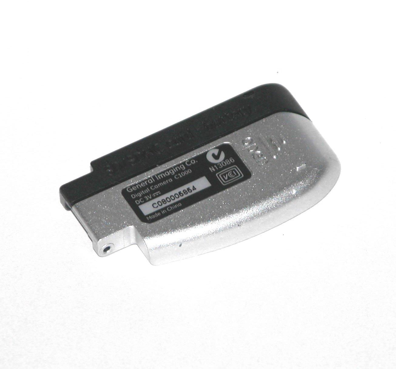 Replacement Battery Door / Cover For GE C1000 Digital Camera - Repair Parts
