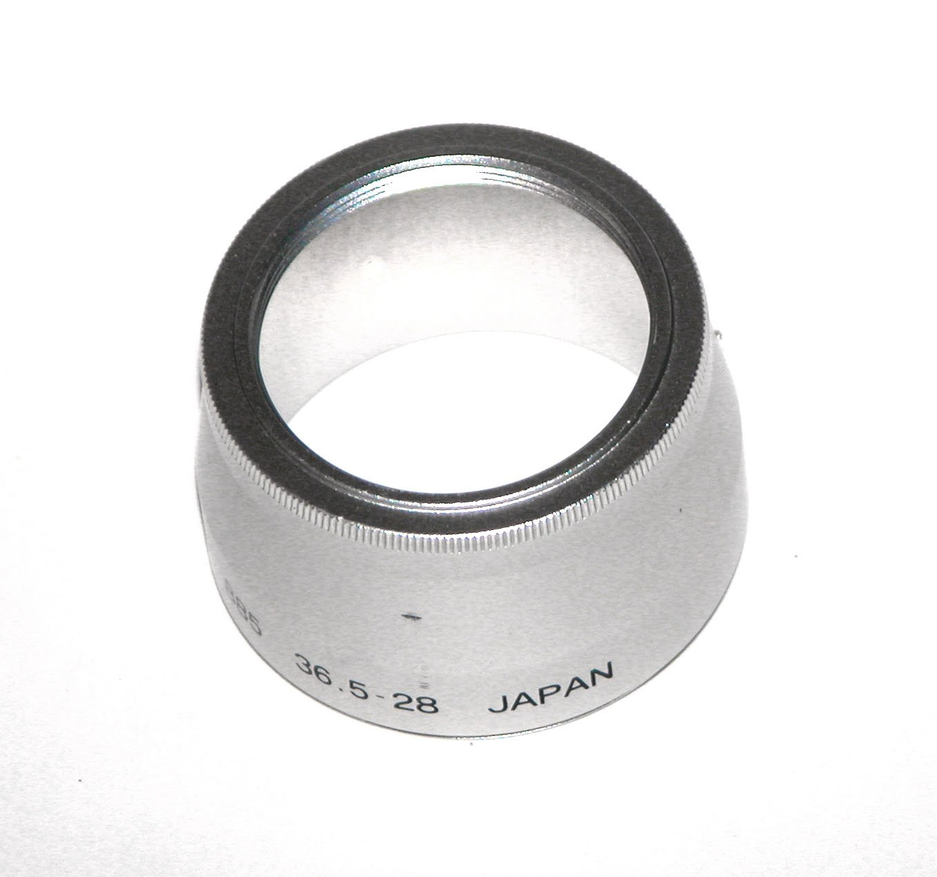 Lens extension Step-Down Tube For Nikon Coolpix 885 4300 Camera 36.5-28mm