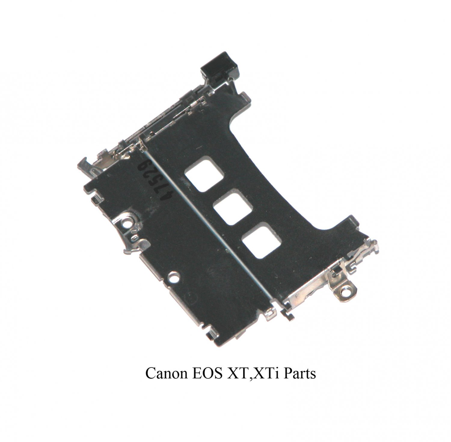 Genuine Canon EOS Digital Rebel XT XTi CF Card Cover - Replacement Parts