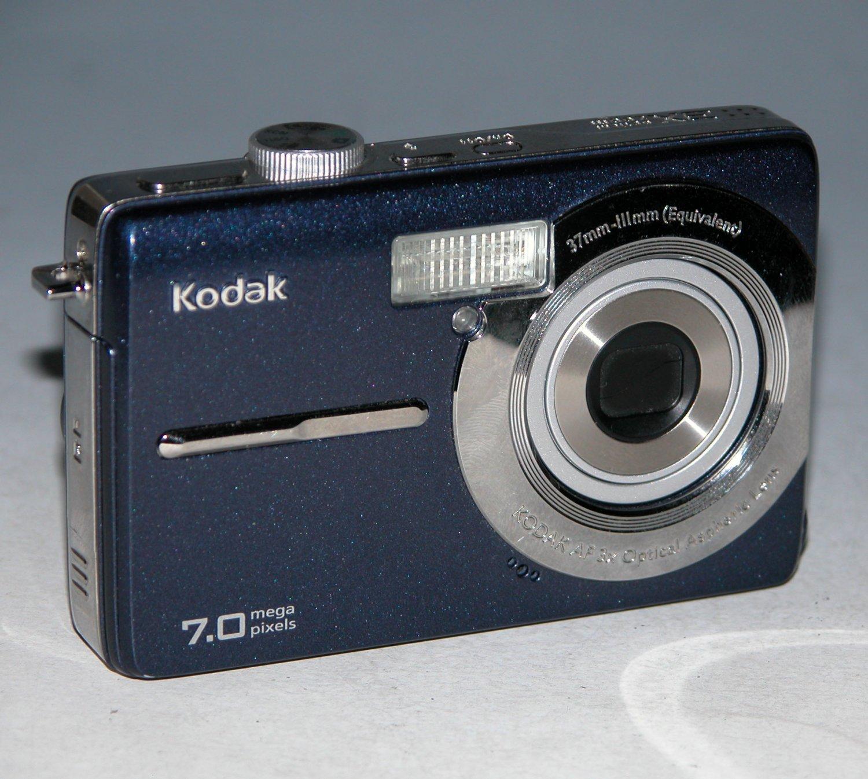 Kodak EasyShare M753 7.0MP Digital Camera - Blue #0341