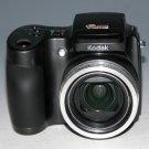 Kodak EasyShare ZD710 7.1MP Digital Camera - Black  #3031