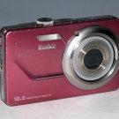 Kodak EasyShare M341 12.2MP Digital Camera - Orchid #2287
