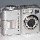 Kodak EasyShare C533 5.0MP Digital Camera - Silver #9783
