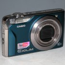 Casio EX-H10 12.1MP Digital Camera - Teal #0687