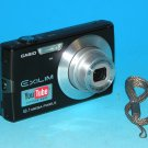 Casio Exilim Zoom EX-Z150 Digital Camera 8.1 MP - Black #1650
