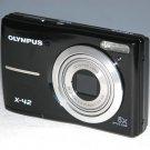 Olympus X-42 12.0 MP Digital Camera - Black #8760