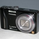 Panasonic LUMIX DMC-ZS8 14.1MP Digital Camera - Black #9563