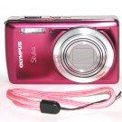Olympus Stylus 7030 14.0MP Digital Camera - Purple #0167
