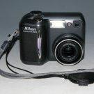 Nikon COOLPIX 885 3.2MP Digital Camera - Black #7788