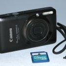 Canon PowerShot Digital ELPH SD940IS 12.1MP Digital Camera - Black #1646