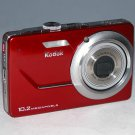 Kodak EasyShare M340 10.2MP Digital Camera - Red  #4152