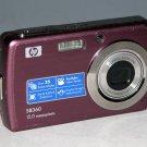 HP SB360 12.2 MP Digital Camera - Plum