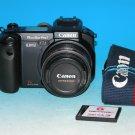 Canon PowerShot Pro 1 8.0MP Digital Camera - Black #ns