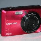 Samsung ES60 12.2MP Digital Camera - Red #629Z
