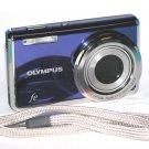 Olympus FE-5020 12.0MP Digital Camera - Blue  #5186