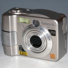 Panasonic LUMIX DMC-LC70 4.0MP Digital Camera - Silver #2184
