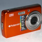 Polaroid t1031 10.0MP Digital Camera - Orange