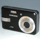 Samsung Digimax L700 7MP Digital Camera - Black #0953