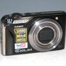 Casio EX-H10 12.1MP Digital Camera - Black #1110