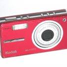 Kodak EasyShare V603 6.1MP Digital Camera - Red #0835