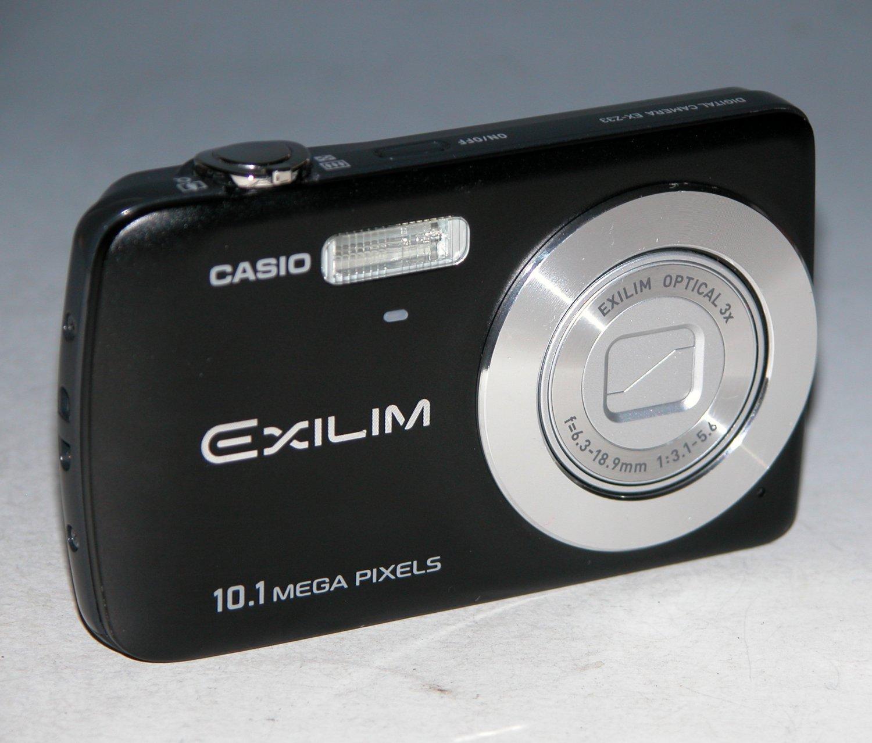 Casio EXILIM ZOOM EX-Z33 10.1MP Digital Camera - Black #9000