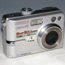 Pentax Optio 60 6.0MP Digital Camera - Silver #4842