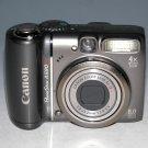 Canon PowerShot A590 IS 8.0MP Digital Camera #1543