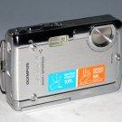 Olympus Stylus 720SW 7.1MP Digital Camera #9146