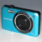 Samsung SL605 12.2MP Digital Camera - Blue #3900