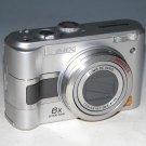 Panasonic LUMIX DMC-LZ3 5.0MP Digital Camera - Silver #3854