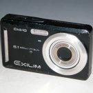Casio EXILIM EX-Z9 8.1MP Digital Camera - Black  #8819