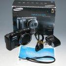 Samsung HZ10W 10.2MP Digital Camera - Black #1318