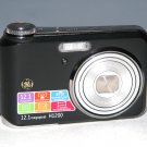 GE H1200 12.1MP Digital Camera - Black