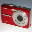 Kodak EasyShare M1063 10.3MP Digital Camera - Red #3140