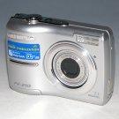 Olympus FE-210 7.1MP Digital Camera - Silver  #9089