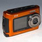 "SVP 2.7"" Dual Screen  Aqua 5800-A Underwater Camera - Orange"