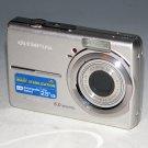 Olympus FE-190 6.0MP Digital Camera - Silver  #1420