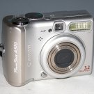 Canon PowerShot A510 3.2MP Digital Camera - Silver #5779