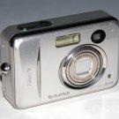FujiFilm FinePix A345 4.1MP Digital Camera - Silver #0801