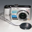 Panasonic LUMIX DMC-TZ1 5.0MP Digital Camera - Silver #NS