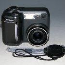 Nikon COOLPIX 885 3.2MP Digital Camera - Black #8965