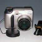 Olympus CAMEDIA C-720 Ultra Zoom 3.0MP Digital Camera - Silver #3774