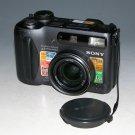 Sony Cyber-shot DSC-S85 4.1MP Digital Camera - Black #8320