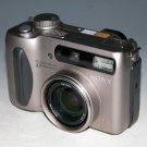 Sony Cyber-shot DSC-S75 3.3MP Digital Camera #5543